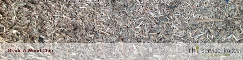 Grade A Wood Chip - RHI Service Ltd