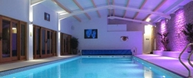 Heated Swimming Pool at Netherton Hall